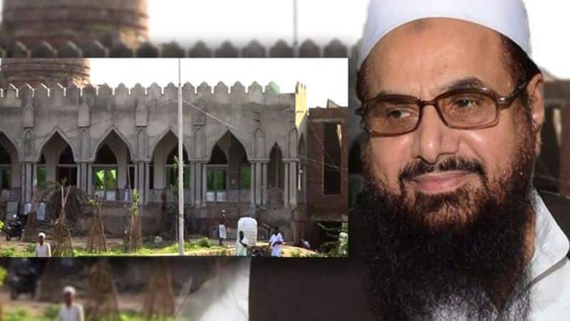 Terror funding is used for mosques and madarsa