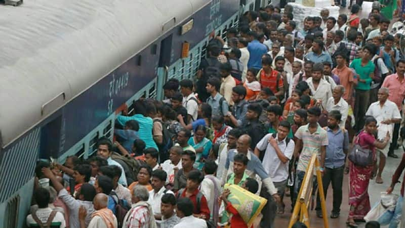 now you can get confirm seats in train