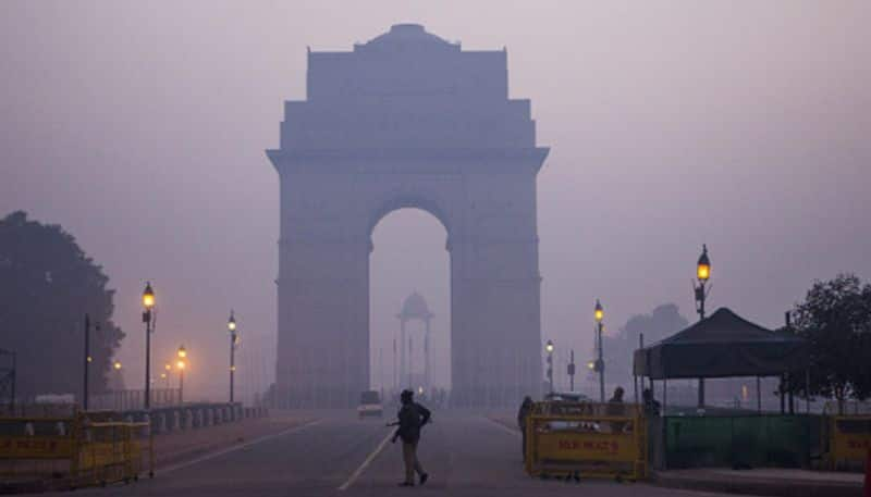 Air Pollution of Delhi has increased tremendously after Diwali night