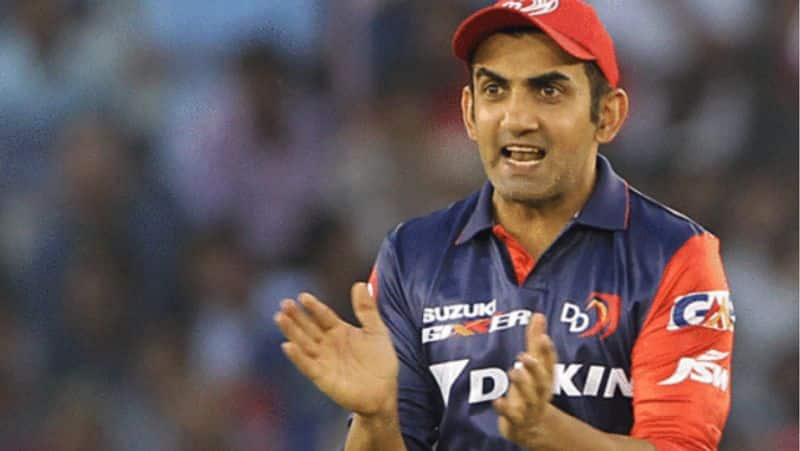 gambhir might be appointed as a coach of kings eleven punjab team