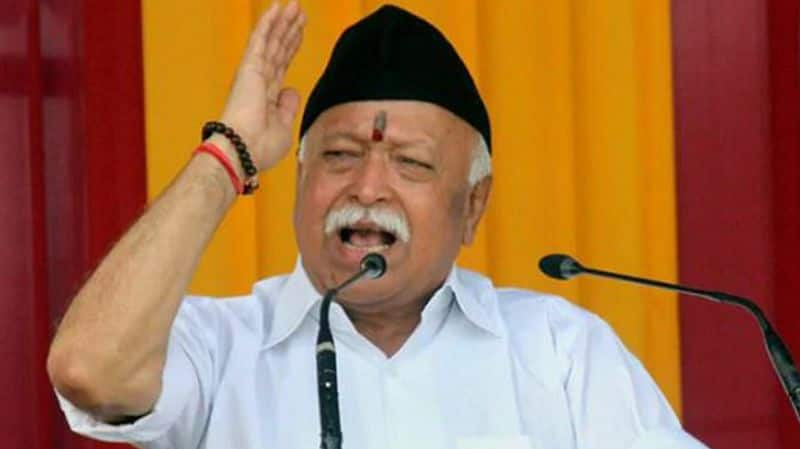 mohan bhagwat says air force  strikes tribute to the martyrs of pulwama