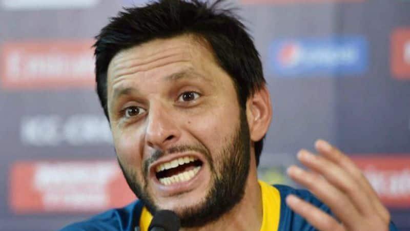 afridi criticise pakistan former captain waqar younis captaincy