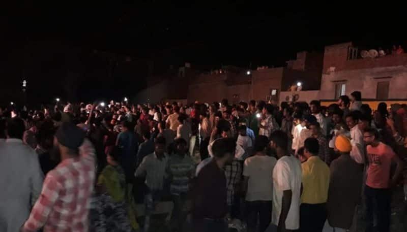 AAP MLA calls Amritsar train tragedy small accident dussehra ravan dahan sidhu