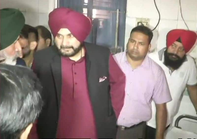 Amritsar train accident: train did not blow the horn, claim Sidhu