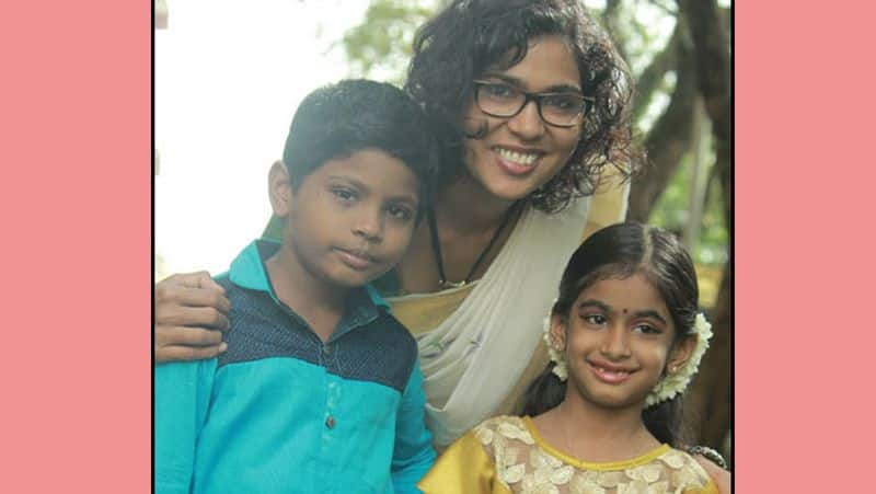 Sabarimala activist Rehana Fathima arrested for posting video of her kids drawing on her nude body