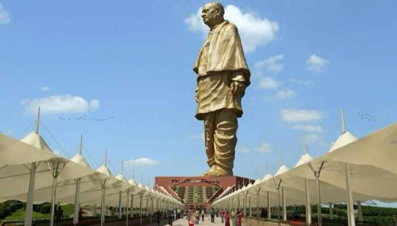Statue of Unity: eight tallest statues in the world