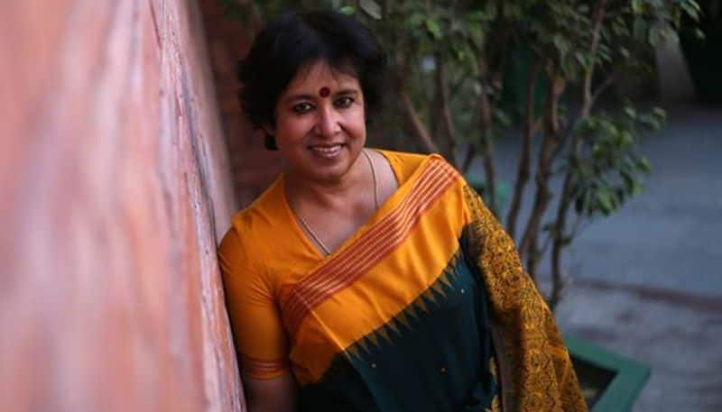Taslima Nasreen hails Kerala's Muslim body over ban on face veils