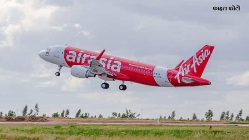 AirAsia aircraft suffers bird hit at Chennai airport