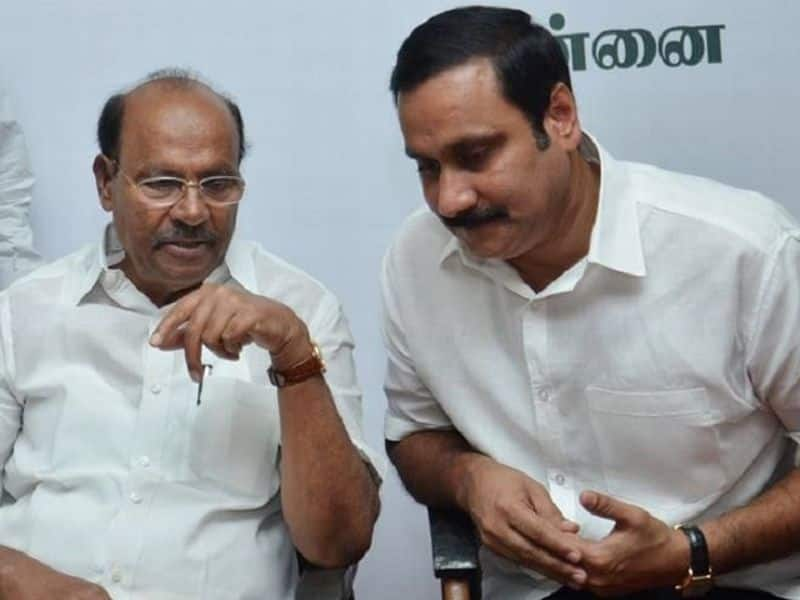 ADMK Alliance dealing with PMK and DMDK
