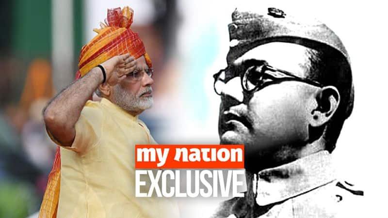 Red Fort narendra Modi Port Blair Netaji Subhash Chandra Bose INA