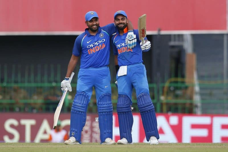 rohit sharma joined 1000 runs club in 2018