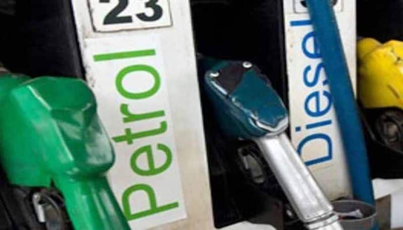 Petrol diesel prices cut for 12th day Delhi oil prices BJP AAP Congress