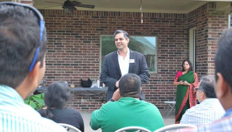 Sri Preston Kulkarni US Congress Texas 13 language campaign Pete Olson