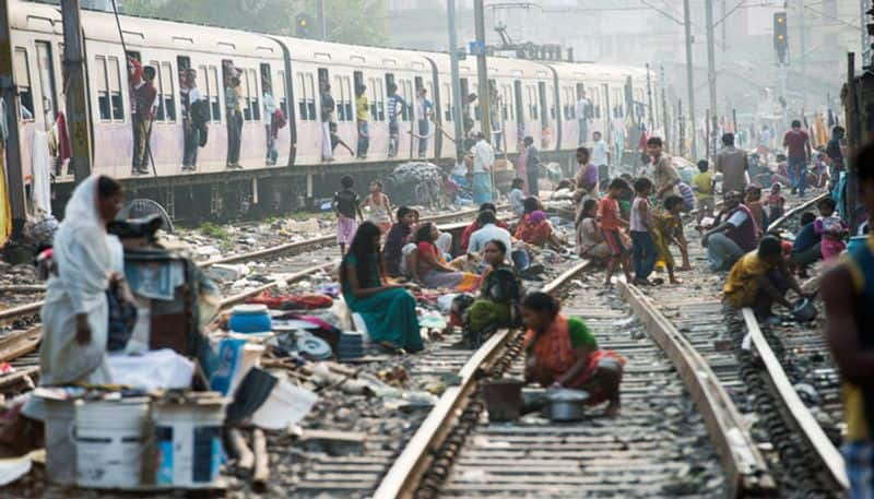 Railways will run the countrywide campaign to remove encroachment by rail tracks