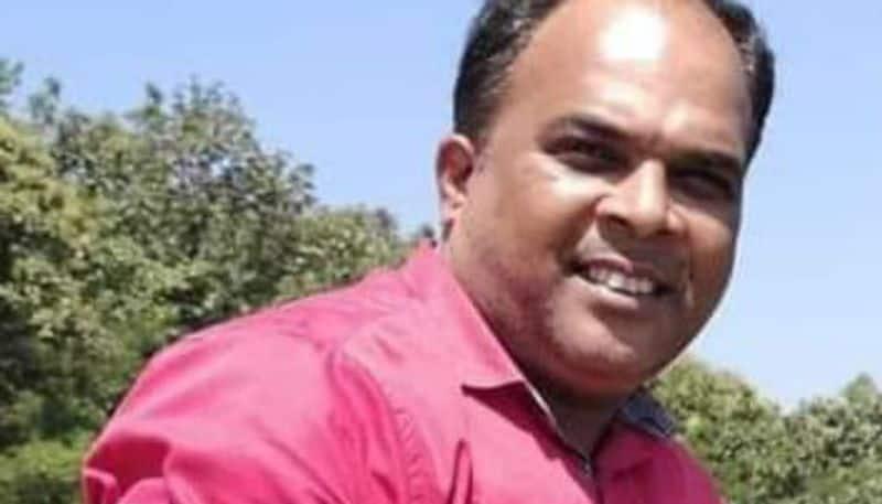 Mumbai Congress worker BJP Ashok Chavan  Manoj Dubey  Ghatkopar