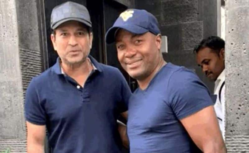 Sachin and Lara will play in road safety world series