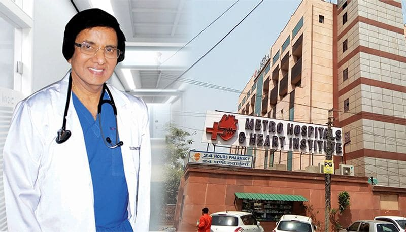 financial irregularities in noida metro hospital
