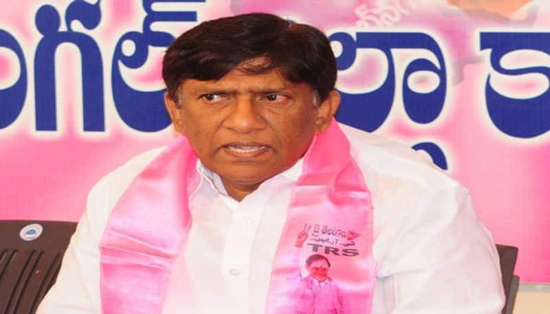 trs mp vinodh expalin about federal front