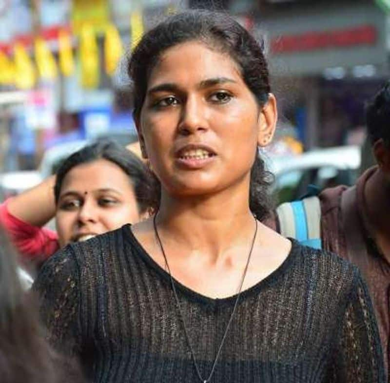 bsnl forced retirement and fired activist rahana fathima