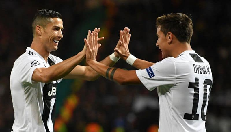 Sarri is hoping to see Cristiano Ronaldo and Paulo Dybala come up with further moments of magic against Torino.