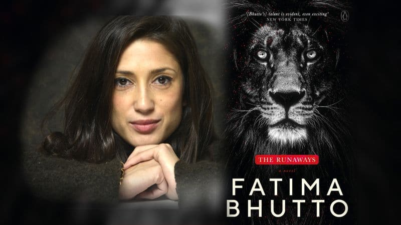 Fatima Bhutto The Runaways  release India Pakistan novel author Karachi slums
