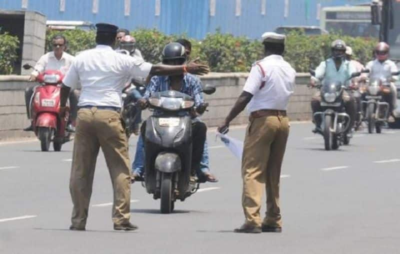 Now you pay the penalty if pillion rider is helmetless