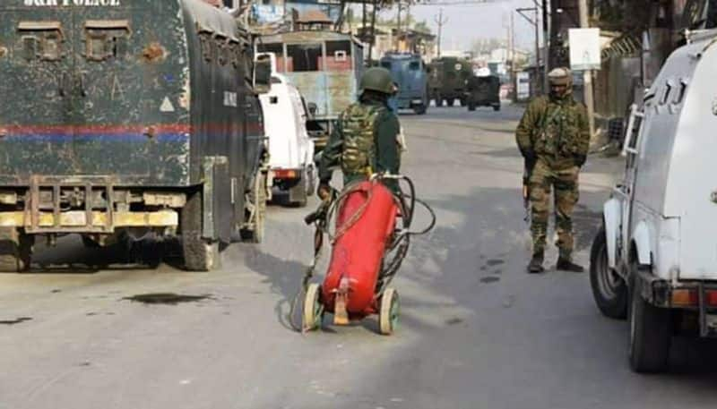 Indian army using Israel technique to gun down terrorist in Jammu and Kashmir