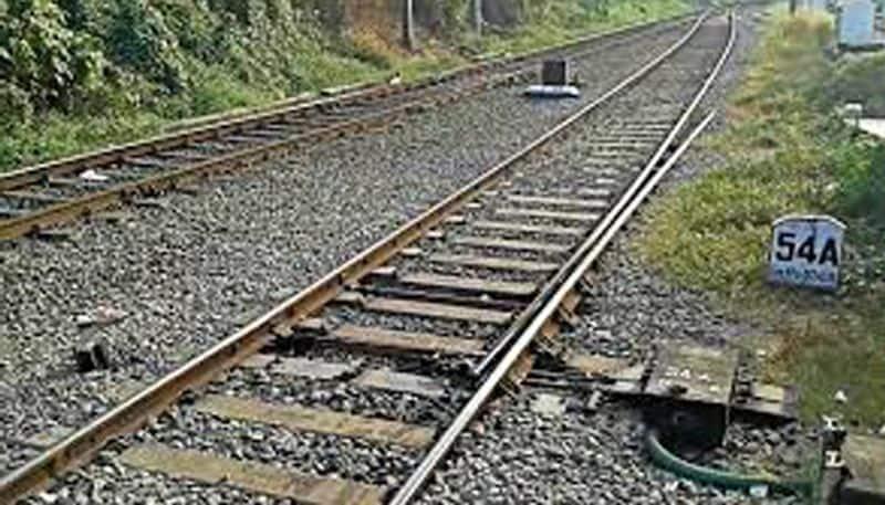 Delhi train accident drunk men killed railway tracks Amritsar injured