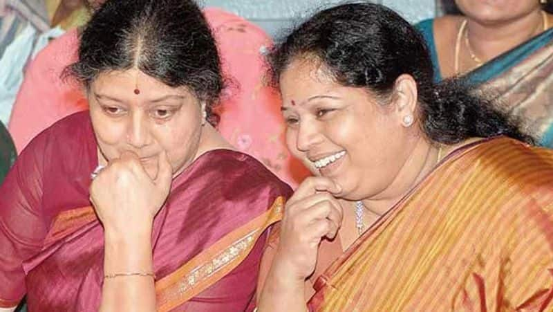 The first day of the election ... Chennai Corporation gave shock treatment to Sasikala