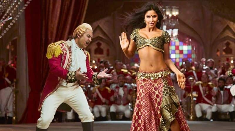 film thugs of hindustan 2nd song release