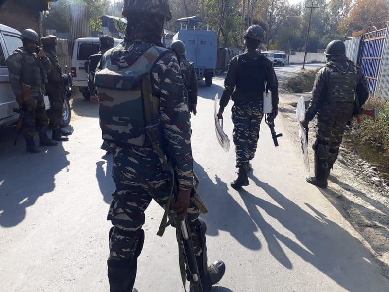 Masood Azhar Jaish chief nephew killed in recent snipper attack in Tral