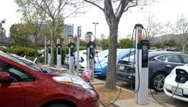 Tata Power and MG Motor together install 50 Electric vehicle charging station in India