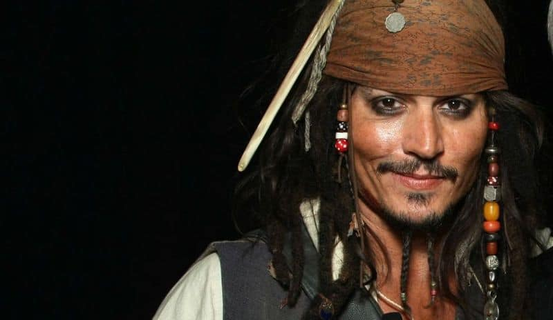 Johnny Depp will not play Jack Sparrow in upcoming Pirates of the Caribbean reboot