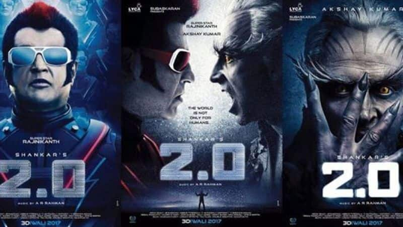 film '2.0' already earned 370 crore before release