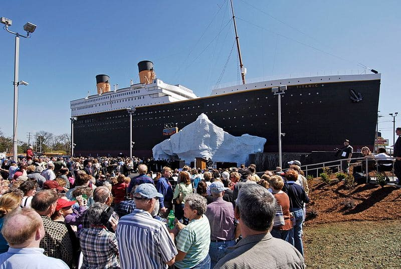 Titanic 2 to sail by 2022 RMS Titanic Clive Palmer New York London