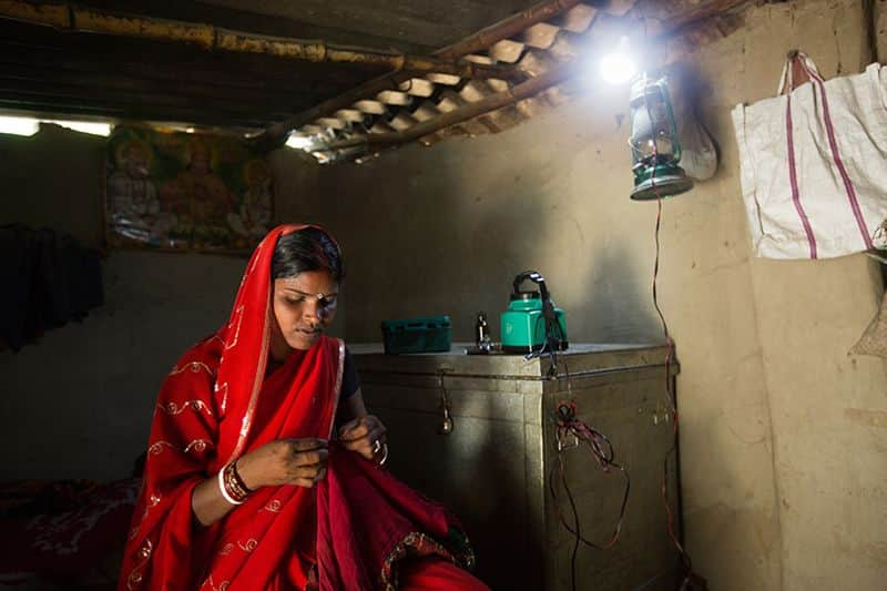 electricity in every household of bihar