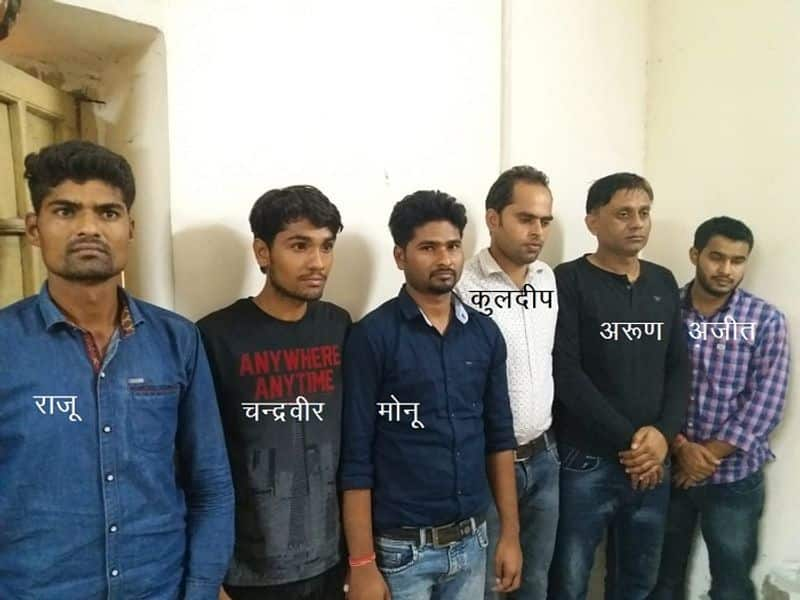 fake blood racket busted in lucknow up stf