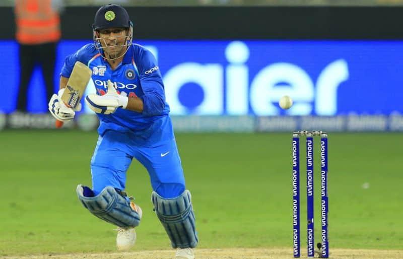MS Dhoni dropped India T20I squads West Indies Australia MSK Prasad