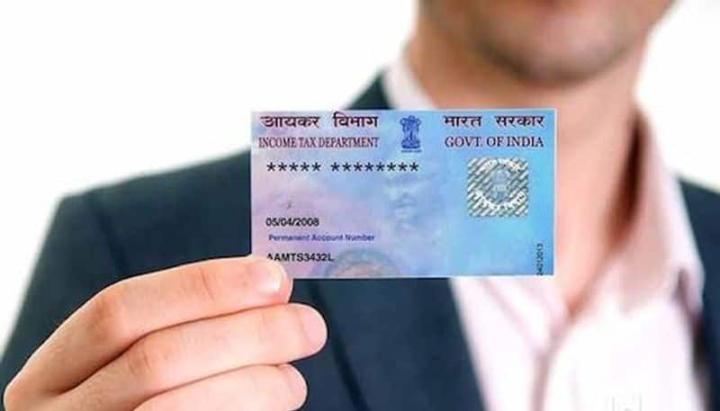 PAN card four hours Income tax department no fathers name pre-filled forms