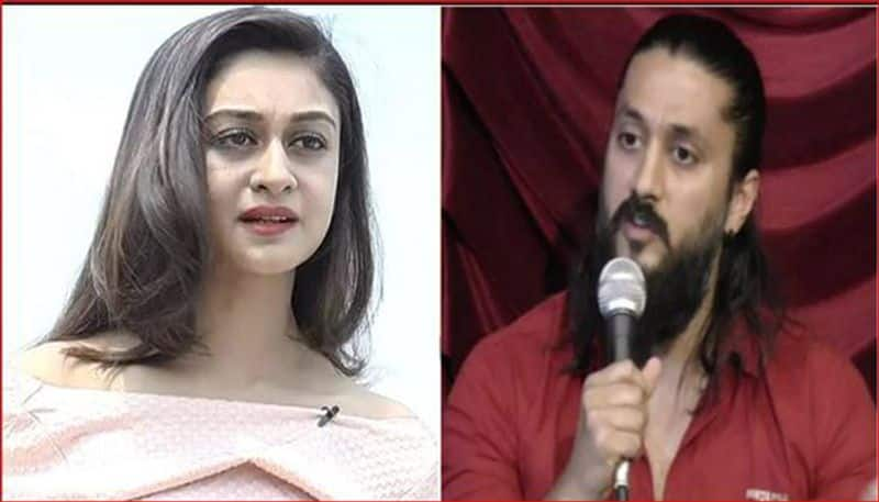 #MeToo accused Arjun Sarja's daughter Aishwarya accuses actor Chethan of sexual misconduct