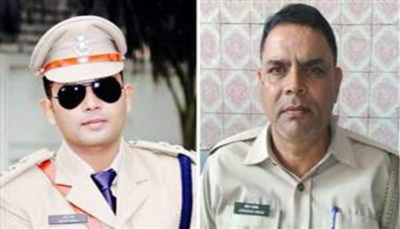 UP police constable son become an IPS, both posted in lucknow district