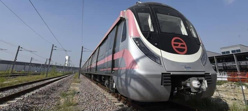 new delhi metro route start from today