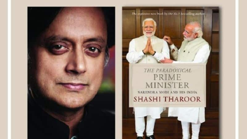 "PM Modi ""Scorpion On Shivling"": Shashi Tharoor"
