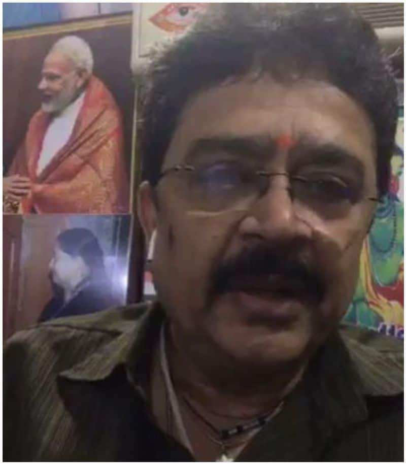 crazy mohan predicted that he will die before his last office happen truely says sve sekar