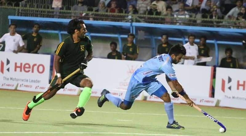 India and Pakistan joint winners of Asian Champions Trophy
