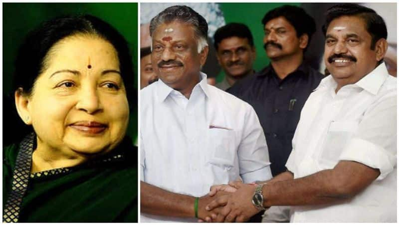 Palanisamy gives a good reign with a smiling face...minister udhayakumar
