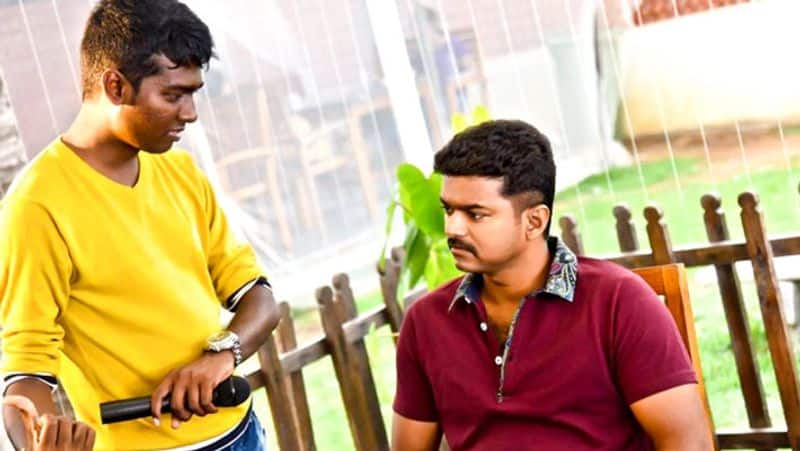 young actor kathir commit the vijay 63rd movie
