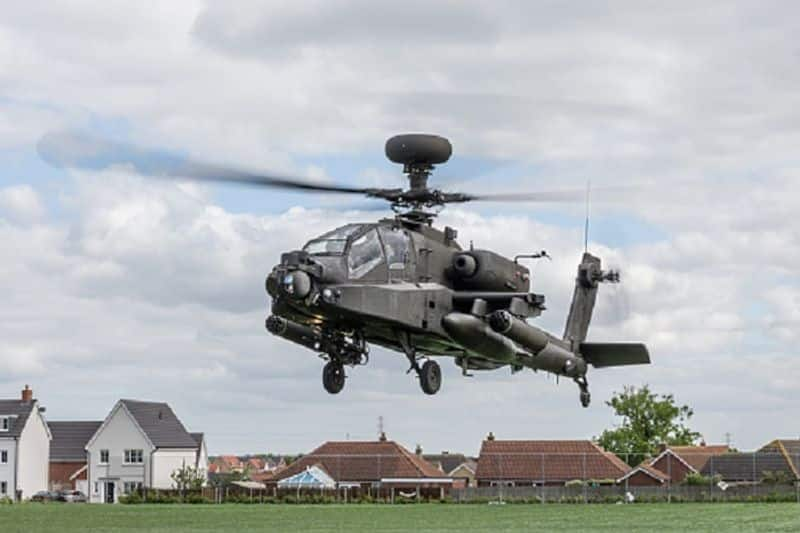 America to send 5,200 military helicopter squads to stop invasion