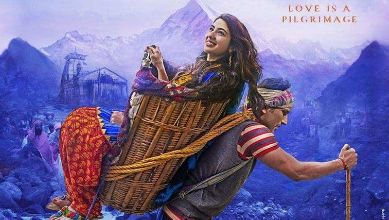 CASE FILLED AGAINST KEDARNATH FILM