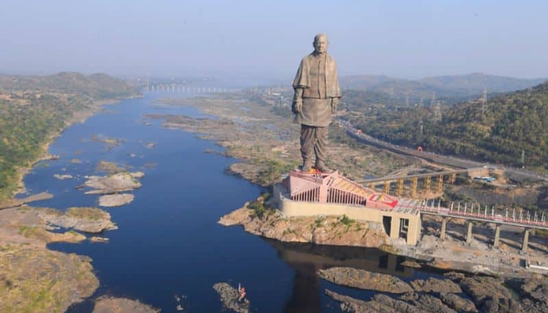 Statue of Unity: A year on, here's looking back at the salient features